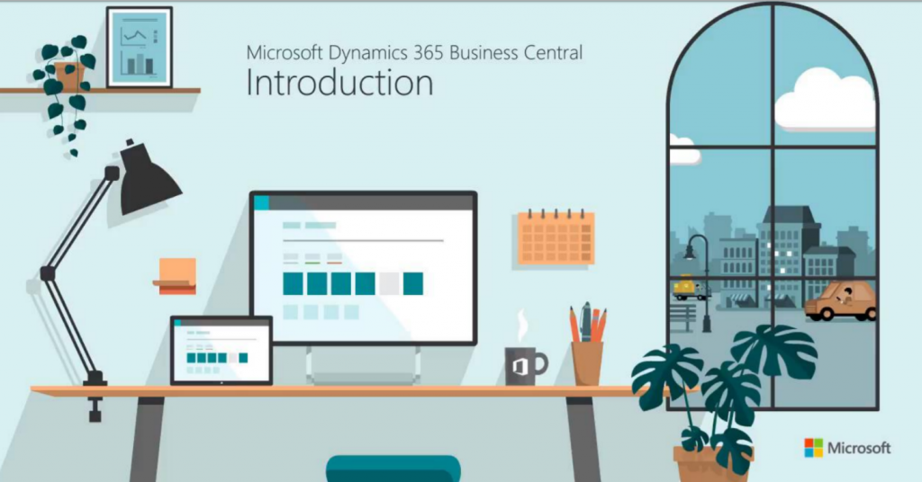 Microsoft Dynamics Business Central MKB